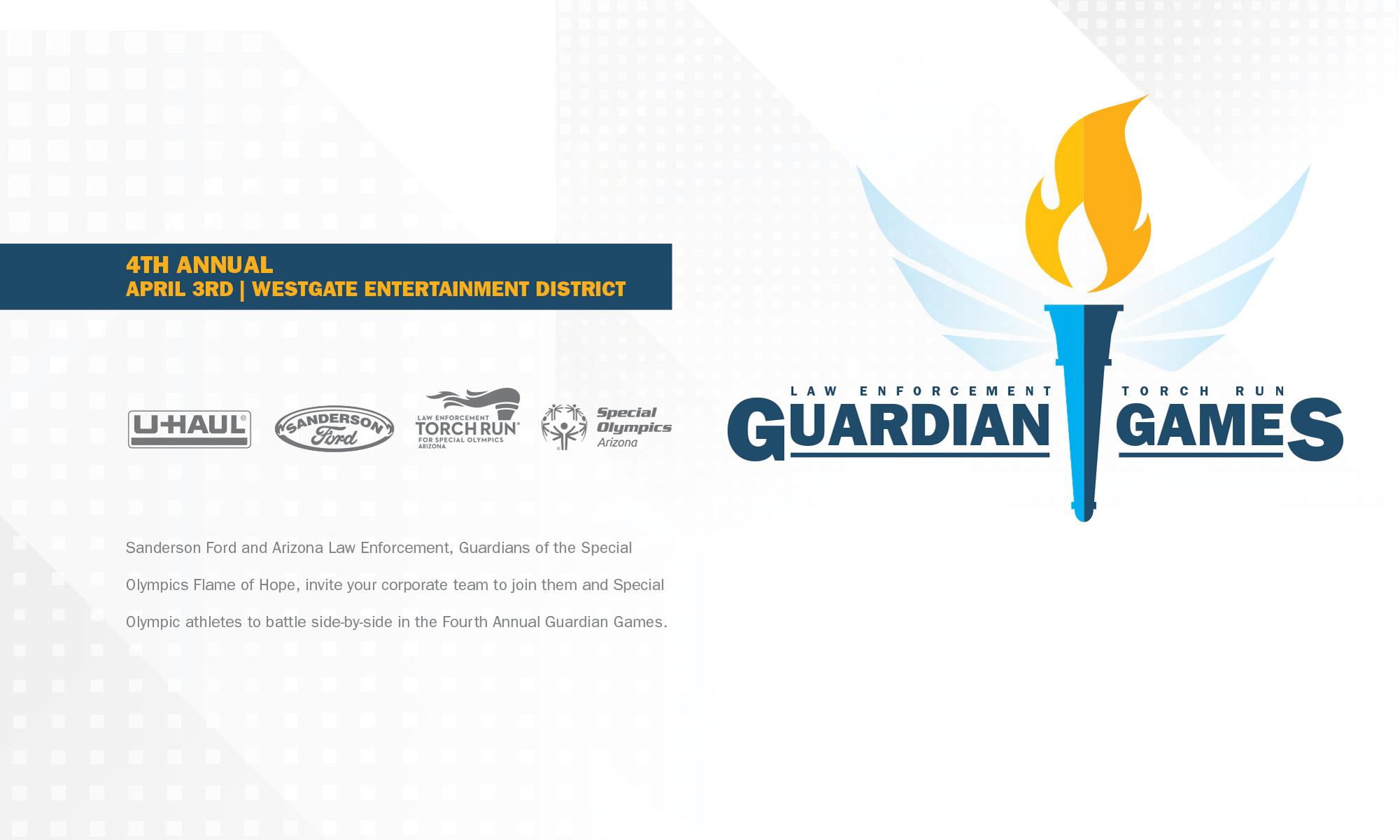 Sanderson Guardian Games